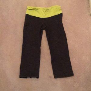 Lululemon 3/4 pants